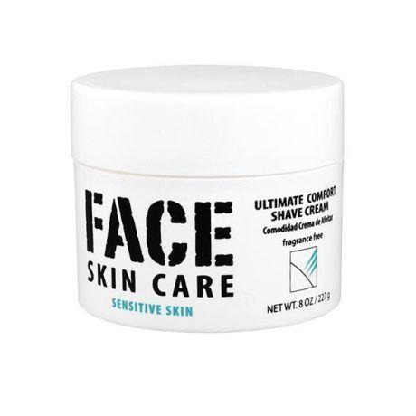 Buy Ultimate Comfort Shave Cream Jar Best Value Face Skin Care Shaving Cream Sensitive Skin Shaving
