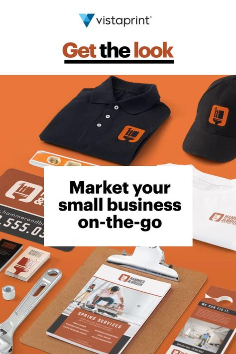 GET THE LOOK: Local Awareness Marketing for Small Business