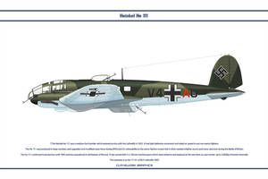 He 111 KG1 1 by WS-Clave | Aviation | Aircraft, Military