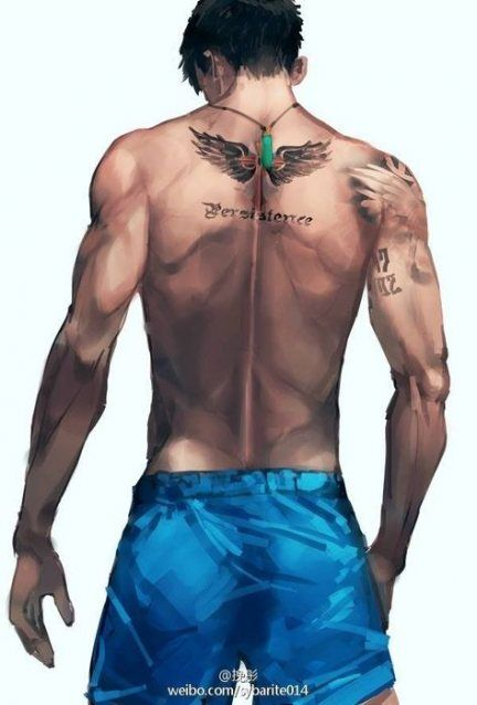 27 Trendy Drawing Tattoo Men Illustrations