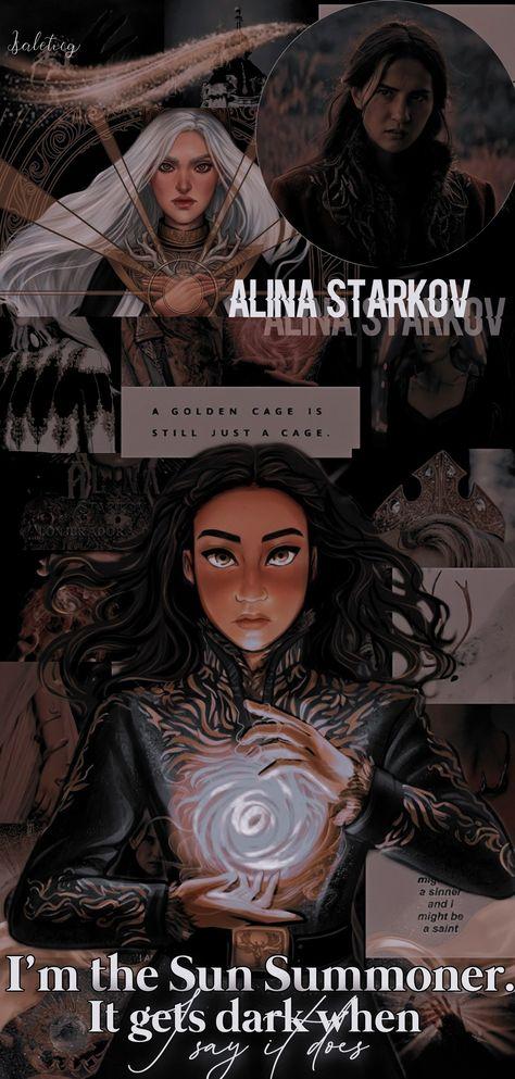 Alina Wallpaper