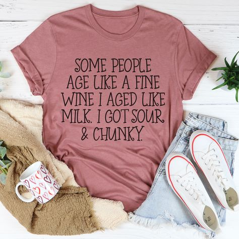Sour  Chunky Tee #women #tiredmom #dailyparenting #style #fashion #millennialmom #hotmess #clothing #womenstyle #igmoms