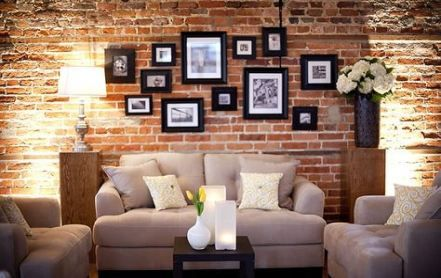 Best Apartment Living Room Red Exposed Brick Ideas Apartment Brick Living Room Brick Wall Living Room Brick Wall Interior Living Room
