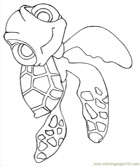 finding nemo coloring pages - Google Search Illustrate Pinterest - new pixar coloring pages finding nemo