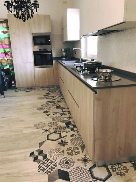 Sublime 19 Flooring Transitions From Wood to Tile https://fancydecors.co/2019/01/04/19-flooring-transitions-from-wood-to-tile/ You should first ascertain where you would like the flooring. Tile flooring needs a mortar bed, which is no typical thickness.