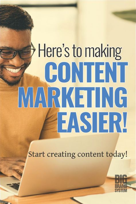 Here's to Making Content Marketing Easier!