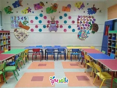 افكار سهلة ومبتكرة لتزيين الفصل المدرسي بالصور تزيين حائط الفصل بالعربي نتعلم Classroom Decor Diy And Crafts Decor