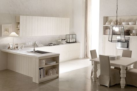 Cucine country chic country living stile moderno cucine componibili