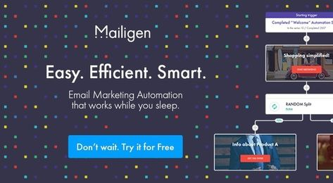 Mailigen is Europe's leading email marketing automation software and services company