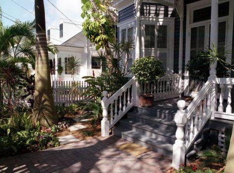 Key West Porches Amp Gingerbread On Pinterest Key West