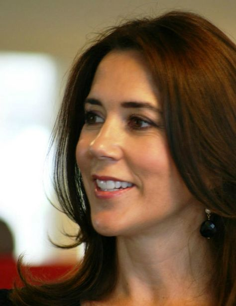 Crown Princess Mary participated in the official opening of the Danish Refugee…