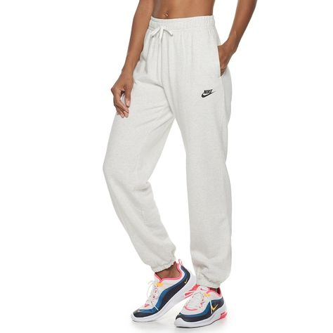 Women's Nike Sportswear Fleece Pants | Nike shirts women ...
