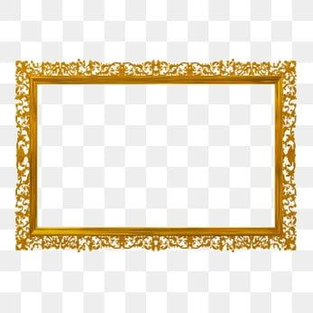 Decorative Border Gold Photo Frame Border Clipart Photo Decorative Border Png Transparent Clipart Image And Psd File For Free Download Gold Photo Frames Free Photo Frames Creative Photo Frames