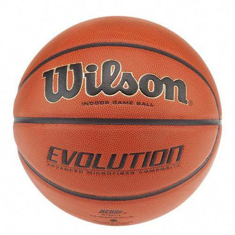 1fecb33b2fd Wilson Evolution Official Size Game Basketball