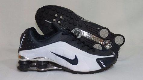 89ebc99d707 Tenis Nike Shox R4 4 Molas Original Na Caixa
