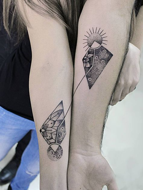 Couple tattoos you won't regret