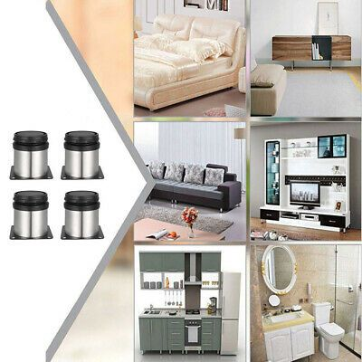 Details About Metal Replacement Sofa Legs Sofas Bed Furniture