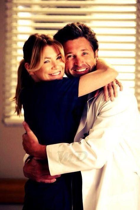 Meredith and Derek                                                                                                                                                                                 More
