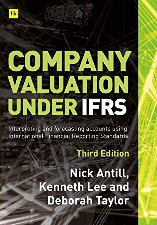 Download Company Valuation Under Ifrs 3rd Edition Interpreting And Forecasting Accounts Using Inte Financial Accounting Forecast