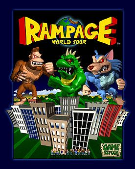 Pin by Sleekdeals co nz on Deals | Rampage arcade game, Arcade games