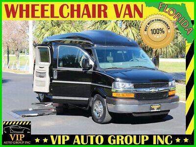 Ebay Advertisement 2016 Chevrolet Express Explorer Hightop