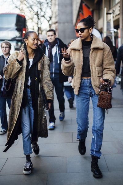 The Very Best Street Style From London Fashion Week Fall 2018 - Fashionista