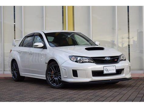 Subaru Impreza Wrx Sti Spec C 2012 Pearl 33 843 Km Details Japanese Used Cars Goo Net Exchange In 2020 Subaru Subaru Impreza Impreza