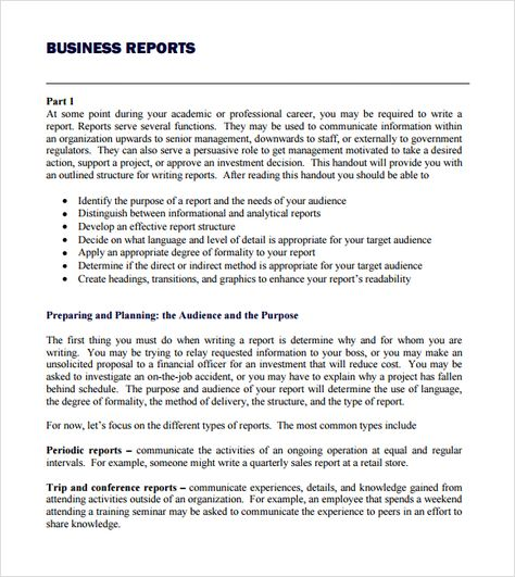business report template writing word excel format for pokemon - incident report example