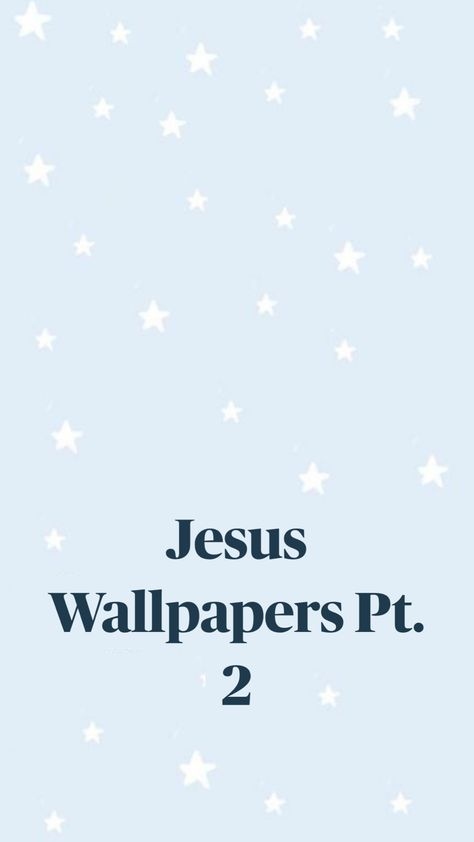 Jesus Wallpapers Pt. 2