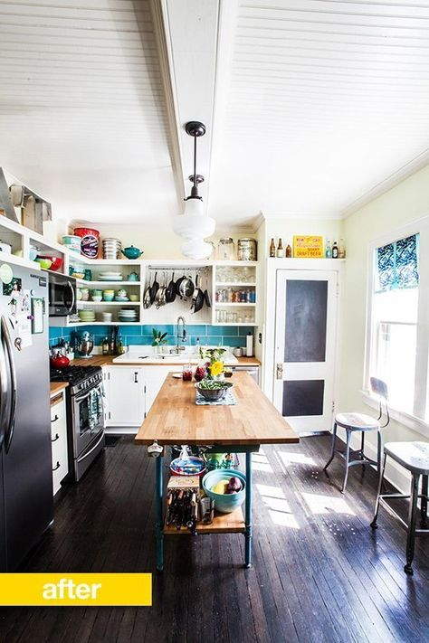 Kitchen Before & After: A Truly Amazing Transformation for $3,500 Reader Kitchen Remodel | The Kitchn