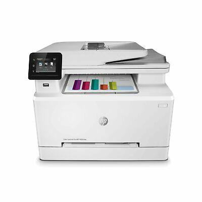 Ad Hp Color Laserjet Pro M283fdw Wireless All In One Laser Printer Remote Mobil In 2020 Laser Printer Printer Mobile Print