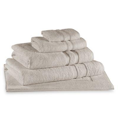 Wamsutta Ultra Soft Micro Cotton Bath Sheet In Fog Towel Bath