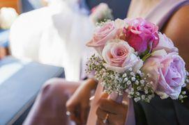 Bouquet Sposa E Damigelle.Bouquet Damigelle Rose Bouquet Da Sposa Bouquet Matrimonio
