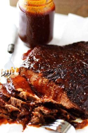 Slow Cooker Beef Brisket Soulfully Made In 2019 Beef