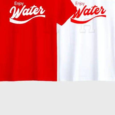 Enjoy Water funny t-shirt