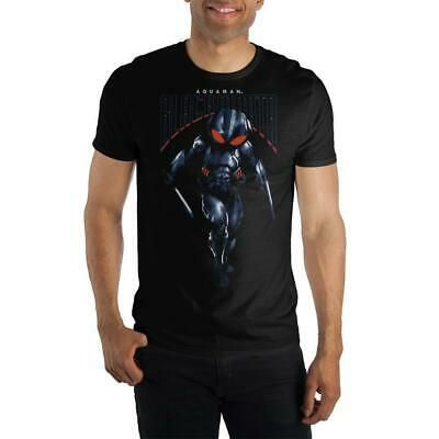 Aquaman Movie Unite The Kingdoms DC Comics Licensed Adult T-Shirt