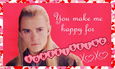 Lord Of The Rings Valentine By: Peregrint | Film/TV Related Valentines |  Pinterest | Lord, Legolas And LOTR