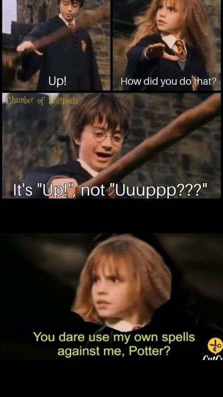 Leviosa Hogwarts Mystery Harry Potter Facts Harry Potter Cast