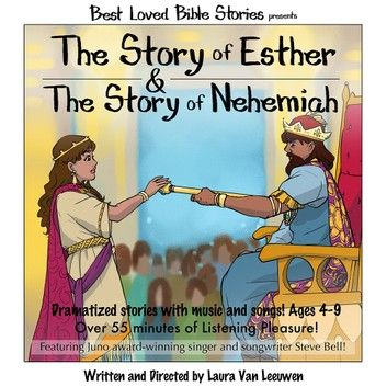 The Story Of Esther The Story Of Nehemiah Story Of Esther