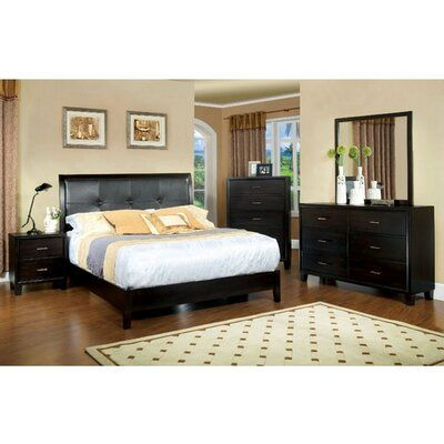 5 Piece Bedroom Set Winston Porter In 2020 King Bedroom Sets California King Bedroom Sets Bedroom Sets