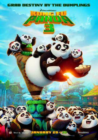 Kung Fu Panda 3 2016 Brrip 480p Dual Audio 300mb In 2020 Kung Fu Panda 3 Kung Fu Panda Panda Movies