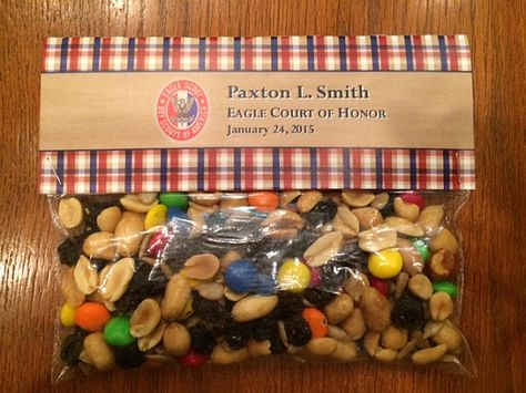 Eagle Scout Court of Honor Candy Treat by ItsAllAboutTheCards