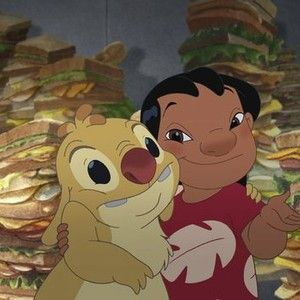 Lilo and Stitch- Reuben