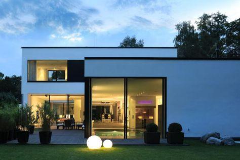 Haus Des Jahres 2010 Schoner Wohnen Schoner Wohnen Aussenbeleuchtung Style At Home