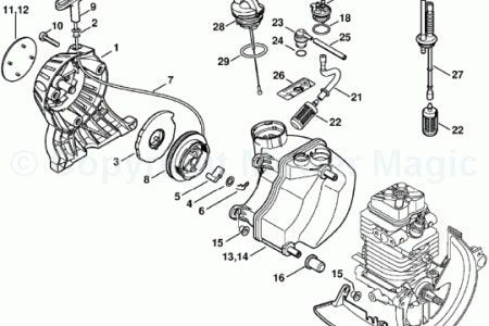 Stihl Fs 85 Parts Diagram 36 Wiring And