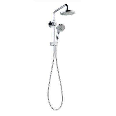 Croma 160 Sam Set Single Handle 4 Spray Tub And Shower Faucet With