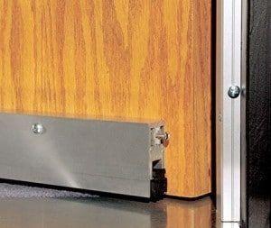 Acoustic Hd Door Seal Soundproof Kit Sound Proofing Soundproof Room Door Seals