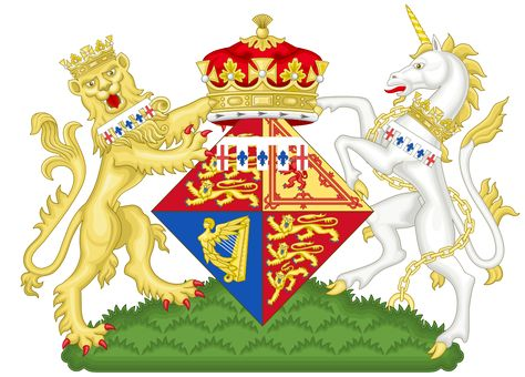 Royal coat of arms of the United Kingdom Wikipedia