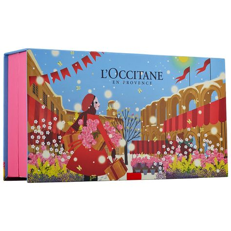 Sephora: L'Occitane : Hand Cream Collection : bath gift sets