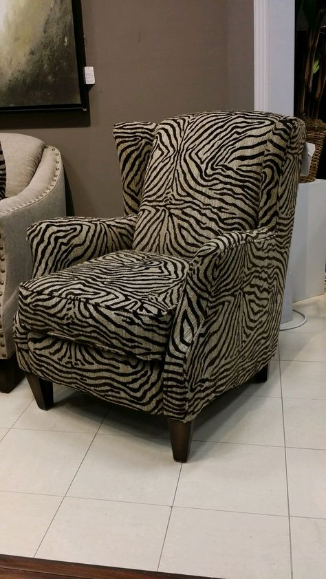 Add Some Pizzazz To Your Home With This Boldly Patterned Zebra